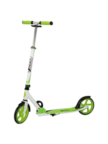 Best Sporting Scooter in Weiß/Grün - ab 8 Jahren