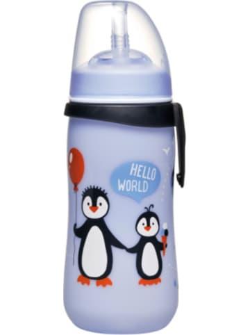 Nip Trinkhalmflasche Pinguine, 330 ml