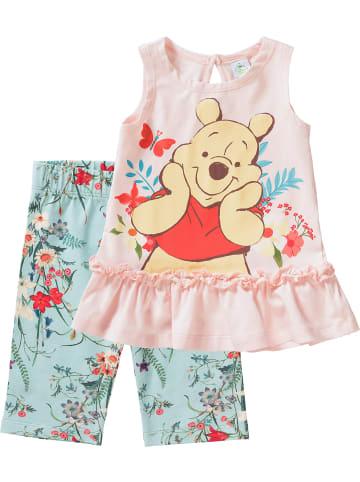 Disney Winnie Puuh Disney Winnie Puuh Baby Set Top + Leggings