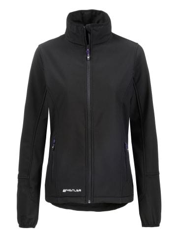 Whistler Softshelljacke Covina W-PRO 8000 in schwarz