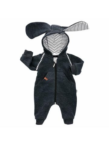 Koala Baby Overall Strampler Sweet Bunny - by Koala Baby in dunkelgrau