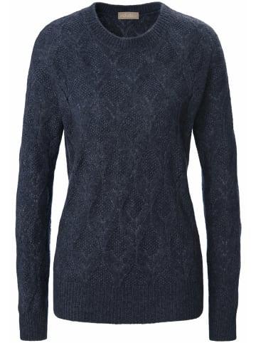 Include Pullover cashmere in jeansblau-melange