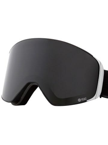 YEAZ Ski- / Snowboardbrillen APEX in schwarz