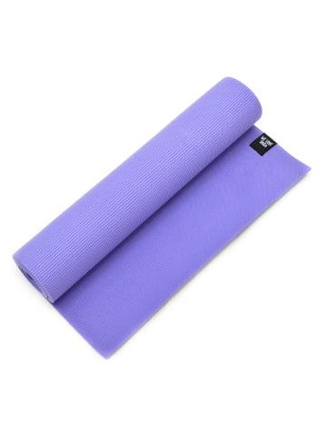 "Zenpower Yogamatte "" We Love Yoga 183x60x0,6 cm "" in lila"