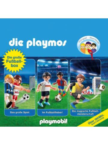 Edel CD Die Playmos - Die Große Fußball-Box