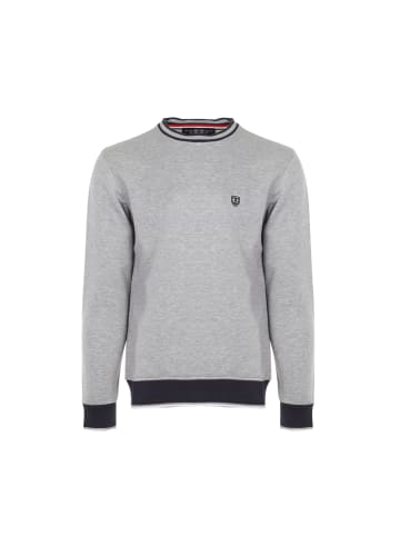 JIMMY SANDERS Sweatshirt Bruno in grey
