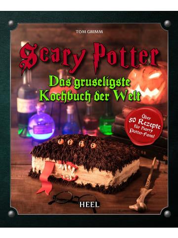 Heel Verlag Scary Potter - Halloween bei Potters   Das gruseligste Kochbuch der Welt -...
