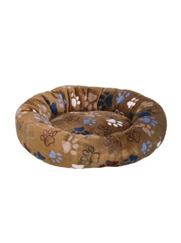 Nobby Hunde-Donut Classic Lissi Ø 50x13 cm, braun