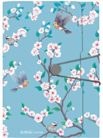 Herlitz Archivmappe/Fächermappe für A4 Ladylike Birds, 12 Fächer