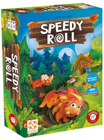 Piatnik Speedy Roll - Kinderspiel des Jahres 2020 - für 1-4 Spieler ab 4 Jahren