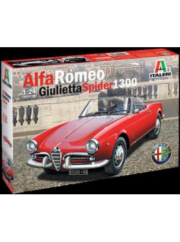 Italeri 1:24 Alfa Romeo Giulietta Spider 1300