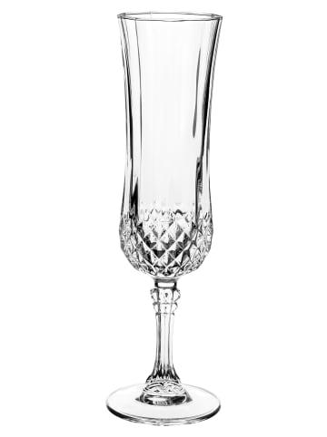 ECLAT Sektkelch 14 cl, Glas LONGCHAMP in transparent