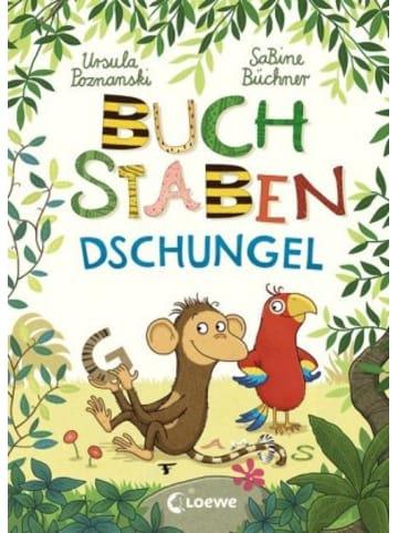 Loewe Verlag Buchstabendschungel