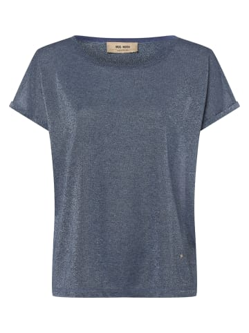Mos Mosh T-Shirt Kay in indigo