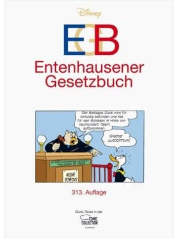 Egmont Comic Collection EGB - Entenhausener Gesetzbuch