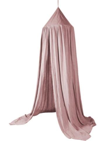 Sebra Betthimmel, rosa, 50x240 cm