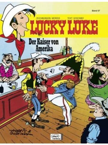 Egmont Comic Collection Lucky Luke - Der Kaiser von Amerika