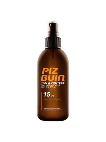"Piz Buin Oil Spray ""Tan & Protect Tan Acceleating"" LSF 15 ‒ 3er-Pack (3x 150ml)"
