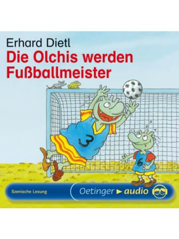 Die Olchis Die Olchis werden Fußballmeister, 1 Audio-CD