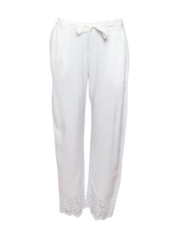 Cyberjammies Pyjamahose in Weiß