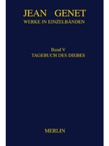 Merlin Werke in Einzelbänden 5. Tagebuch des Diebes