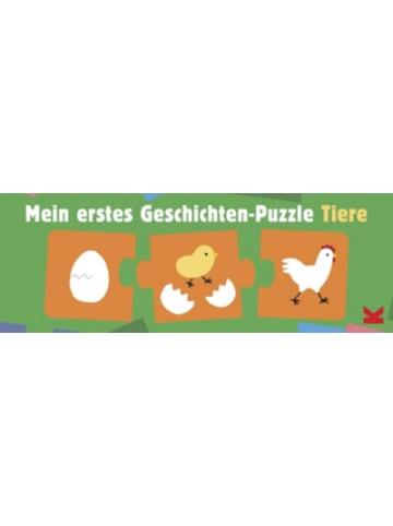 Laurence King Verlag Mein erstes Geschichten-Puzzle Tiere