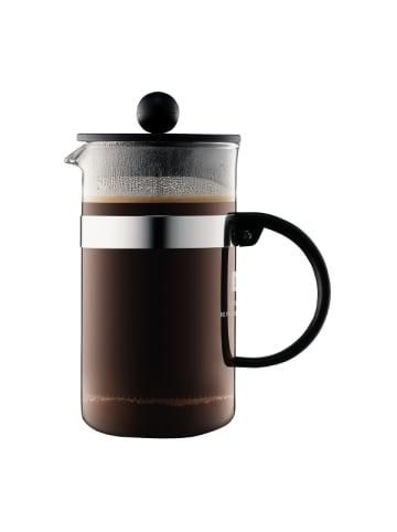 """Bodum Kaffeebereiter """"BISTRO NOUVEAU"""" in Schwarz - 0.350 l"""