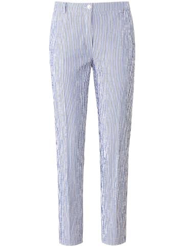 UTA RAASCH Hose Hose in blau/offwhite