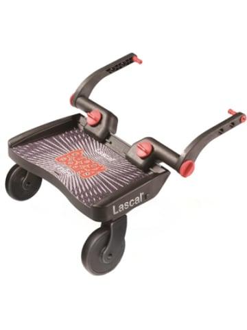 Lascal BuggyBoard Mini mit Universal Kupplung, schwarz