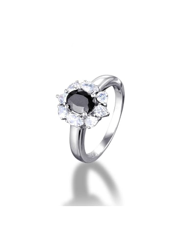 MONA MON'AMOUR Ringe 925/- Sterling Silber in Silbergrau
