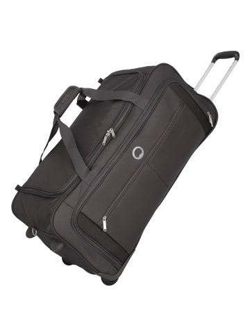 Delsey Pin Up 5 2-Rollen Reisetasche 74 cm in schwarz
