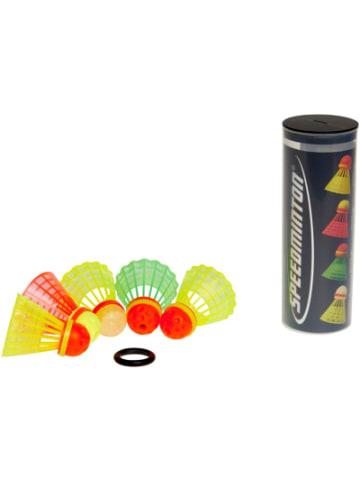 Speedminton Ersatzbälle Mixpack, 5 Stück