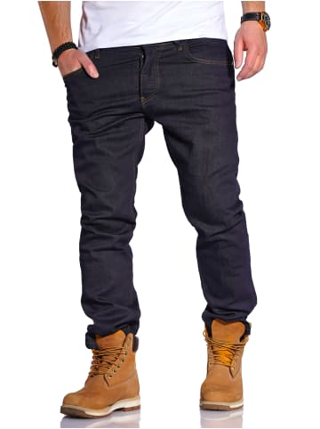Rello & Reese  Jeans RINSE in dunkelblau
