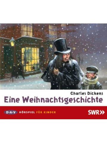 Der Audio Verlag Eine Weihnachtsgeschichte, 1 Audio-CD