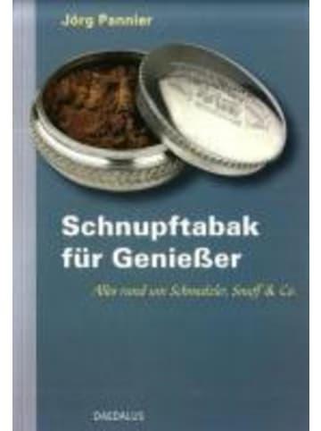 Daedalus Schnupftabak für Genießer | Alles rund um Schmalzler, Snuff & Co.