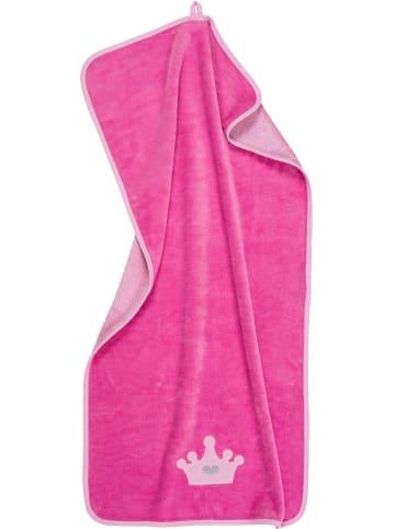 Smithy Handtuch Superflausch in Pink, 50x100 cm