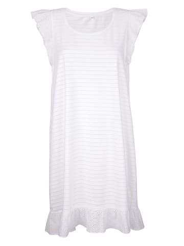 Simone Nachthemd in Weiß