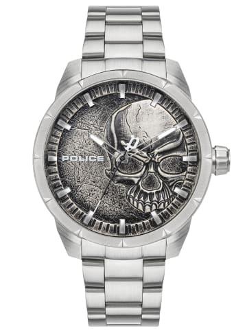 Police Herren-Armbanduhr Neist Anthrazit / Silber