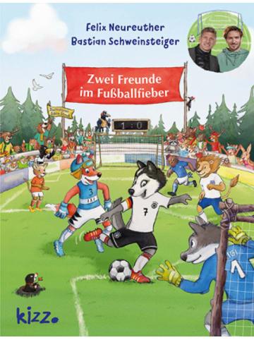 Herder Freiburg Zwei Freunde im Fußballfieber