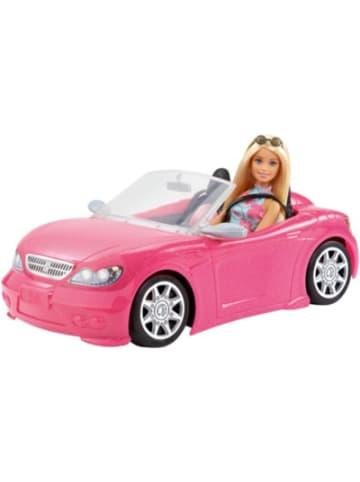Mattel Barbie® Glam Cabrio und Puppe