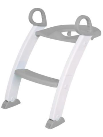 KidsBo Toilettentrainer, weiß/grau