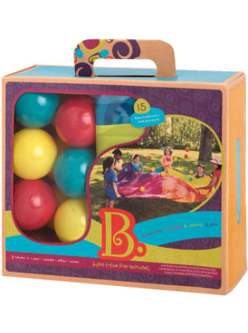 B.toys Schwungtuch mit 15 Bällen für 6-12 Kinder