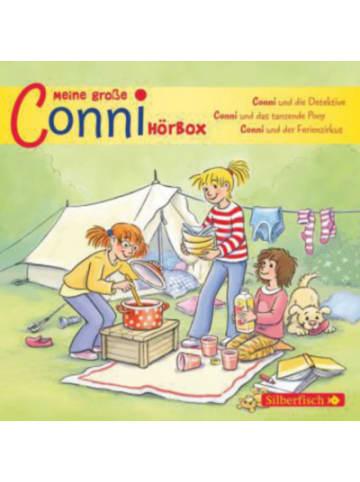 Conni Meine Freundin Conni: Meine große Conni-Hörbox, 3 Audio-CDs