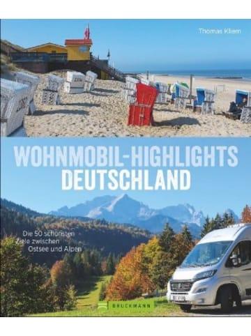 Bruckmann Wohnmobil-Highlights Deutschland