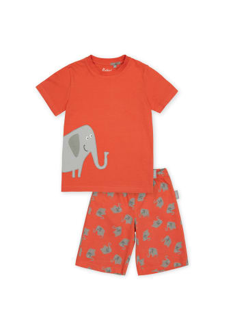 "Sigikid Pyjama ""Elefant"" in Orange"