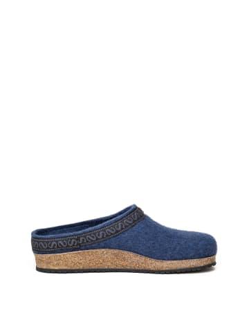 Stegmann  Filzclog in jeansblau