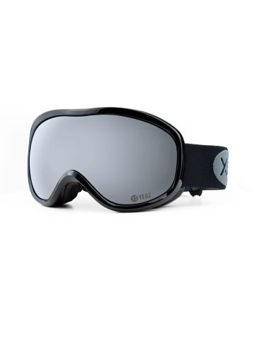 YEAZ Ski- / Snowboardbrillen STEEZE in silber