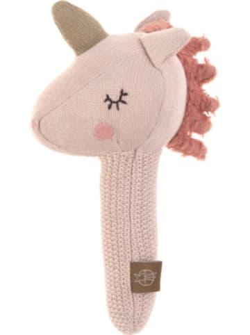 Lässig Kuscheltier Einhorn, rosa