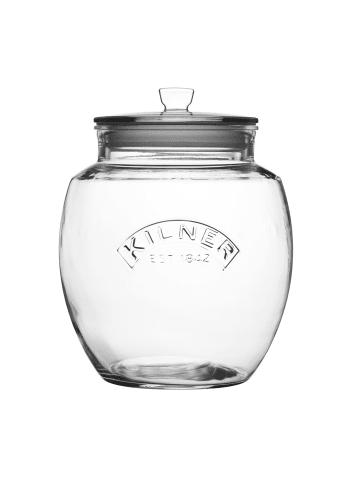 Kilner Vorratsglas Universal in transparent - 4 Liter