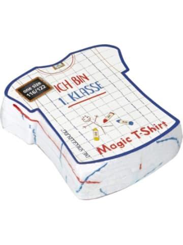 """Die Spiegelburg Bunte Geschenke: Magic T-Shirt """"1. Klasse"""" One Size (Gr.116/122)"""
